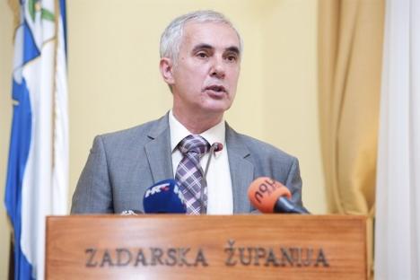 Župan Stipe Zrilić