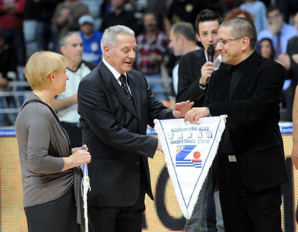Giuseppe Giergia i Dino Perović (Foto: Zadarski list)