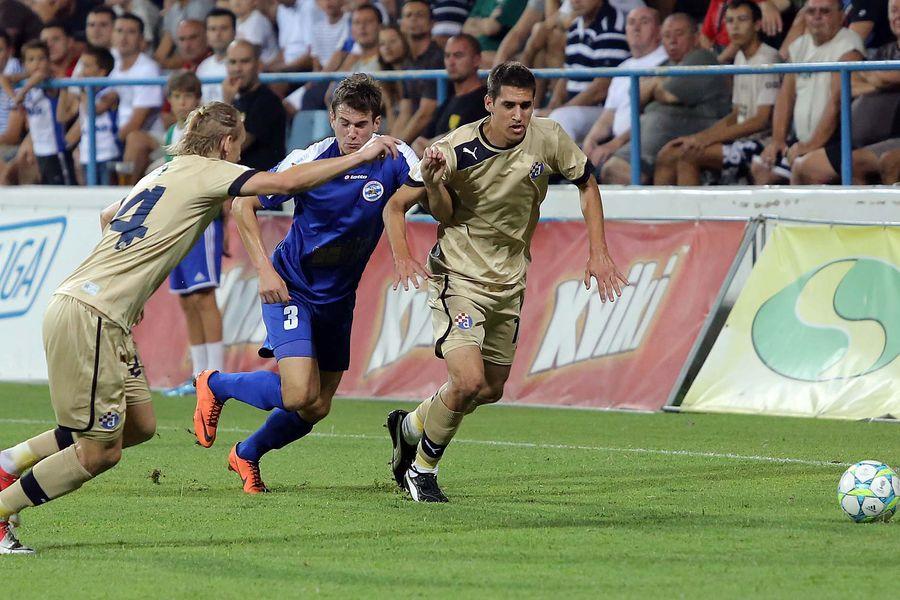 Zadar - Dinamo 0-1 (poluvrijeme)