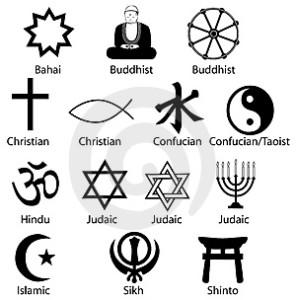 Relegious-symbols