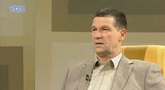 Reno Sinovčić, kandidat za gradonačelnika Zadra
