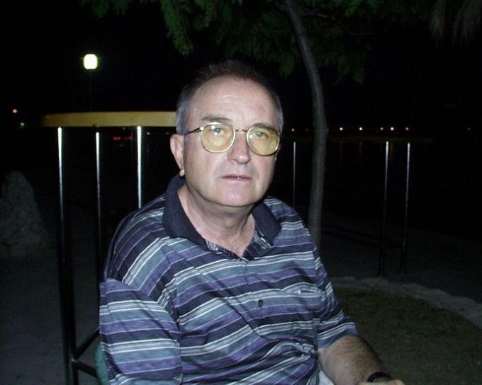 Neven Dobrović (Foto: Slobodna Dalmacija)