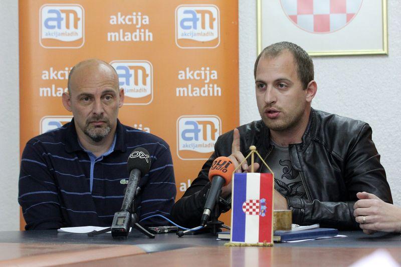 Marko Pupić Bakrač i Ante Rubeša