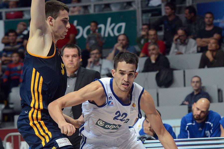 ABA liga: Zadar - Mega Vizura