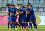 Zadar, 21.07.2014. - U posljednjoj utakmici 1. kola Prve HNL Split je kao gost svladao Zadar sa 2-1 (0-1).  foto FaH/ ua
