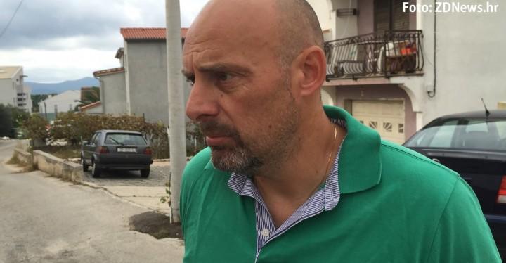 VIDEO: Kalmeta o bombama u vrtu Pupića Bakrača bez komentara