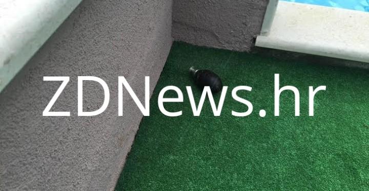 FOTO I VIDEO: OVO SU BOMBE koje su ubačene u vrt Marka Pupića Bakrača