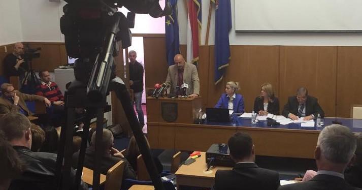 SDP-ovci ne smatraju Kalmetu, Vrančića, Kasapa i HDZ odgovornim za stanje u KK Zadar