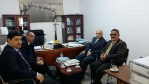 Sastanak sa direktorom za razvoj luke Tunis