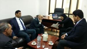 Sastanak sa direktoricom slobodne zone Tunis