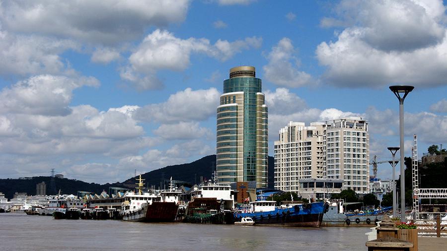 Sporazumom o promicanju prijateljstva i suradnje, Zadar i Zhoushana postali su partnerski gradovi